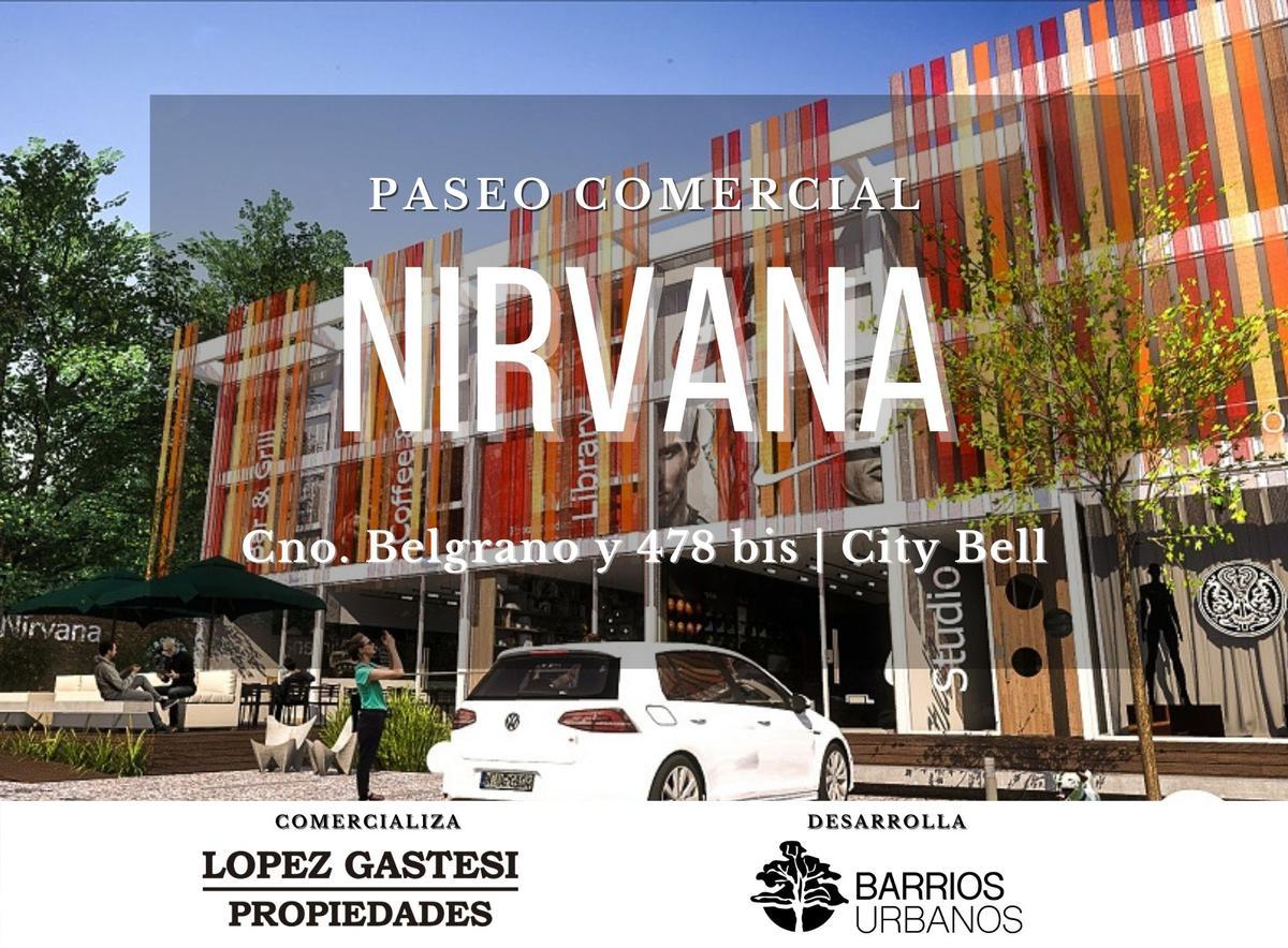 Foto  en City Bell PASEO NIRVANA   Cno. Belgrano y 478 Bis (City Bell)