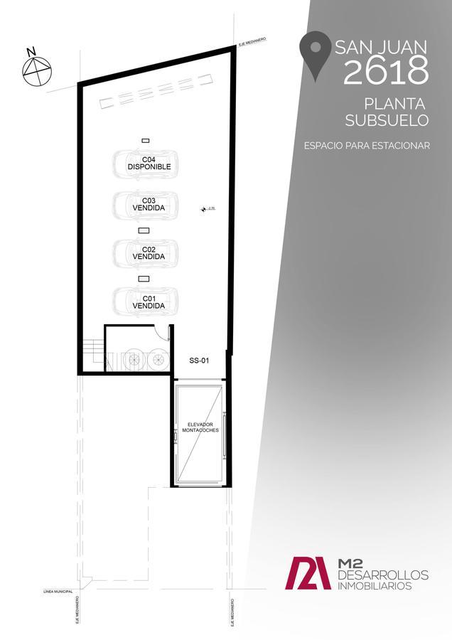 Foto Edificio en Macrocentro San Juan 2618 número 7