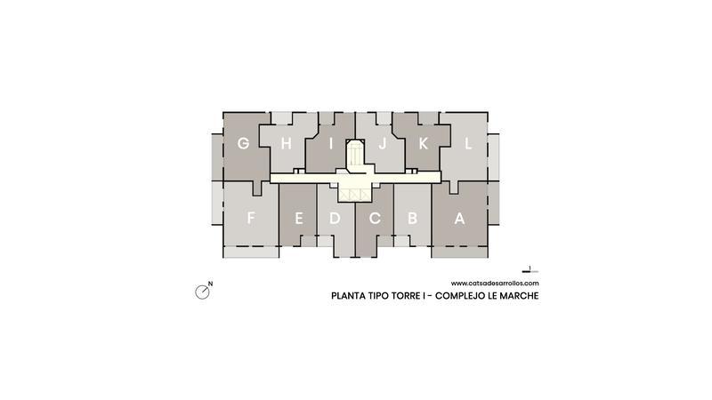 Foto Edificio en Nueva Cordoba   Le Marche- Velez Sarsfield 1802 número 8