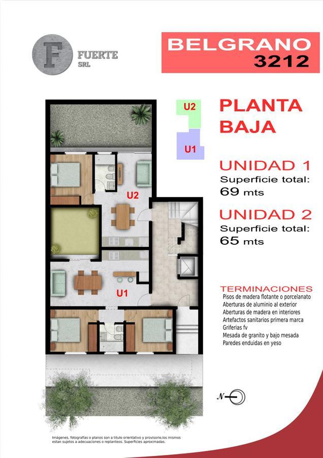 Foto Edificio en Candioti CANDIOTI SUR - Belgrano 3212 número 4