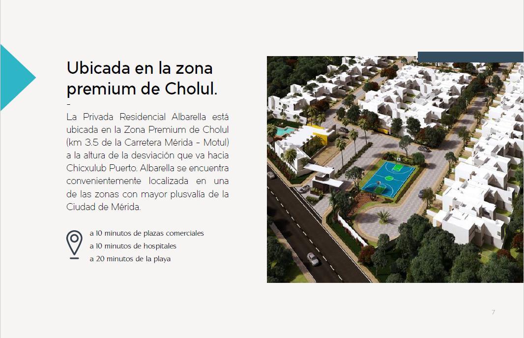 Foto Condominio en Pueblo Cholul Vive Tranquilo. Invierte en tu Futuro. Lejos del ruido, cerca de todo. Encuentra un hogar para ti y tu familia con áreas verdes y espacios recreativos, en un ambiente tranquilo, cómodo y seguro, a tan número 5