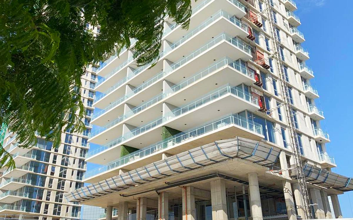 Foto Departamento en Venta en  Puerto Madero,  Centro   SLS Suites Madero  - Rosario Vera Peñaloza esq. Pierina Dealessi