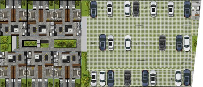 Foto Condominio en Mérida Taliva departamentos número 2