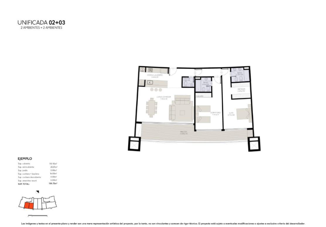 Foto Edificio en Yoo Nordelta YOO3 by ACQUA Excelencia en diseño y confort número 4