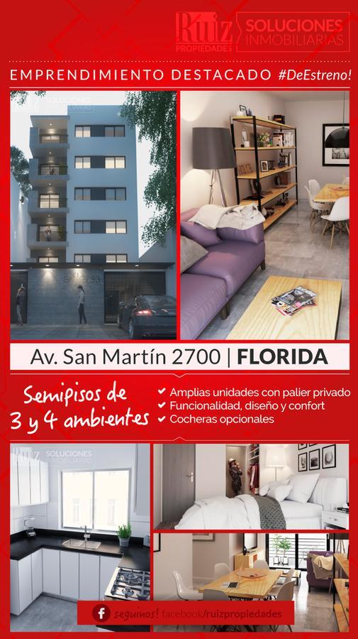 Foto Edificio en Florida Mitre/Este Av. San Martín al 2700 número 2