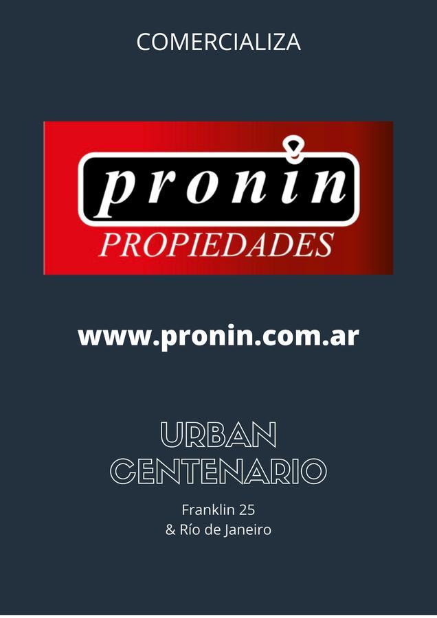 Foto Edificio en P.Centenario FRANKLIN y RIO DE JANEIRO número 10