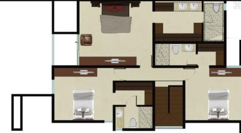 Foto Condominio en Temozon Norte Venta Simaruba residenciales número 2