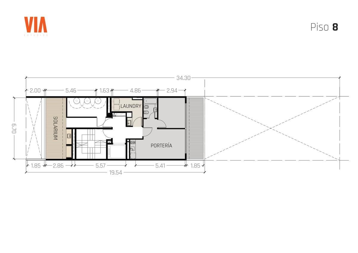 Foto Edificio en Balvanera Viamonte 2168 número 5