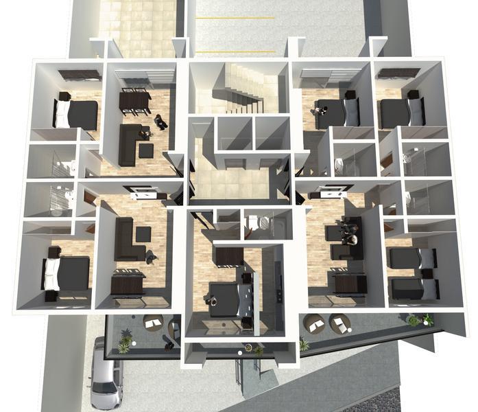 Foto Edificio en Temperley Oeste Liniers 25 número 4