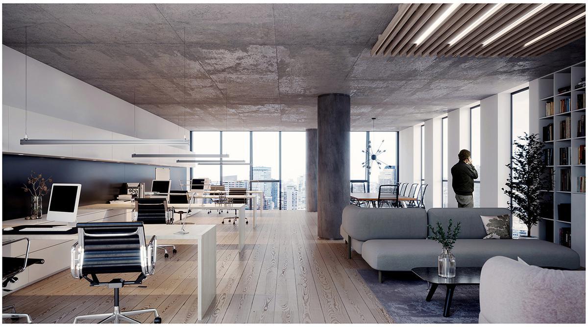Foto Edificio de oficinas en Belgrano C Cabildo al 1300 número 11