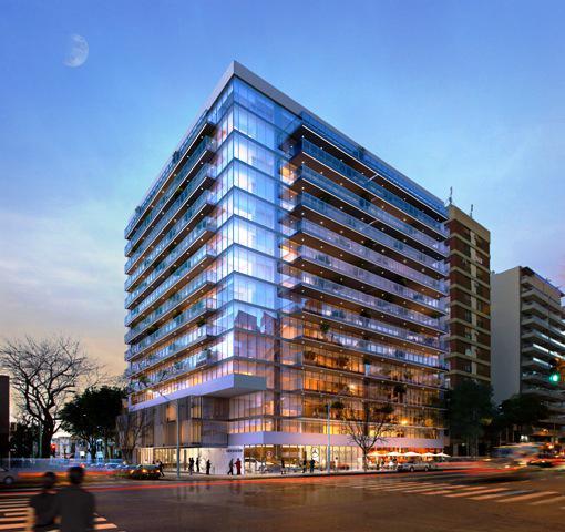 Foto Edificio en Belgrano AV. DEL LIBERTADOR Y BLANCO ENCALADA numero 1