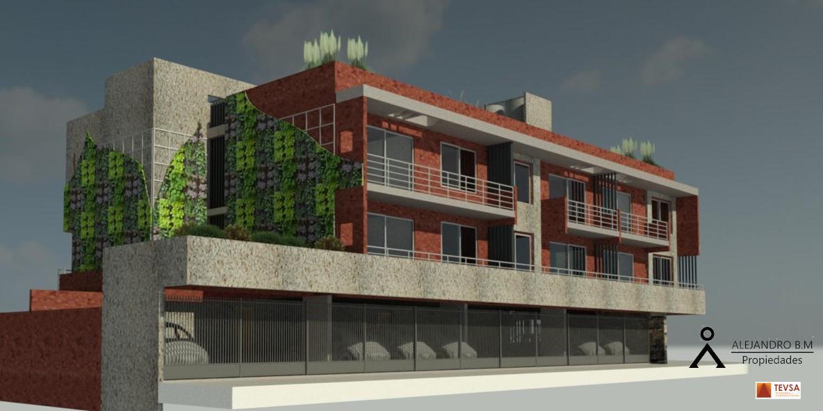 Foto Edificio en Pilar  Pampa y Martignone número 4