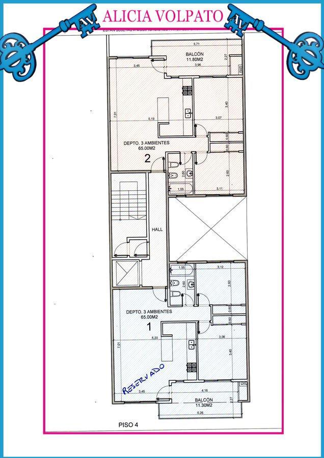 Foto Edificio en Wilde ZEBALLOS 6000 número 6