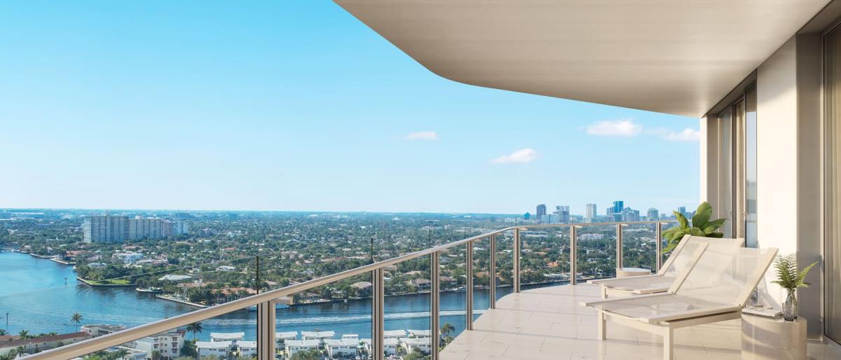 Foto Condominio en Broward 525 North Fort Lauderdale Boulevard,  Fort Lauderdale ,  FL número 3