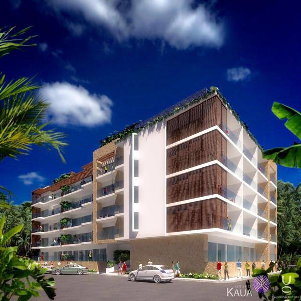 Foto Edificio en Playa del Carmen Centro Calle 34 entre avda 20 y 10. número 4