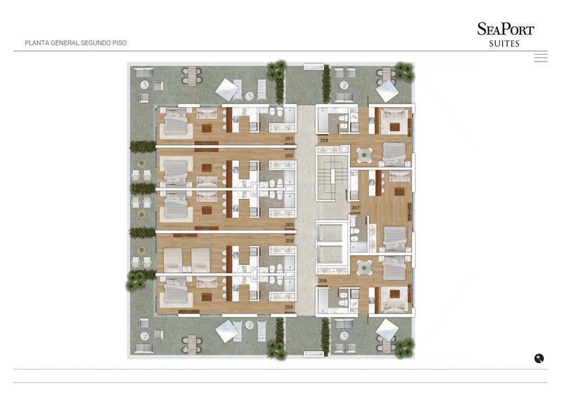 Foto Edificio en Península GORLERO ENTRE 17 Y 19 numero 34