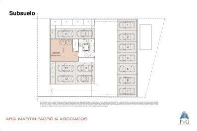 Foto Edificio en Mart.-Vias/Libert. Av. Libertador 13.400 número 7