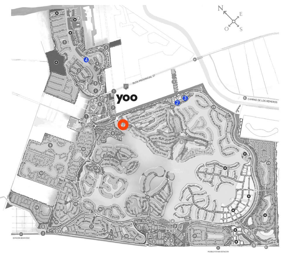 Foto Edificio en Yoo Nordelta Av. del Golf 400, Yoo Nordelta.  número 10