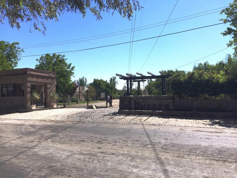 Foto unidad Terreno en Venta en  Country El Huarpe,  Rivadavia  Av. José Ignacio de la Roza Oeste