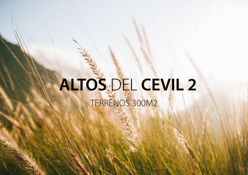 Foto Terreno en Venta en  Cevil Redondo,  Yerba Buena  Barrio Privado Altos del Cevil 2 - Lotes Centrales