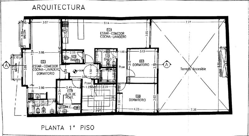 Foto Edificio en Villa Luro Ramon Falcon 6623 número 13