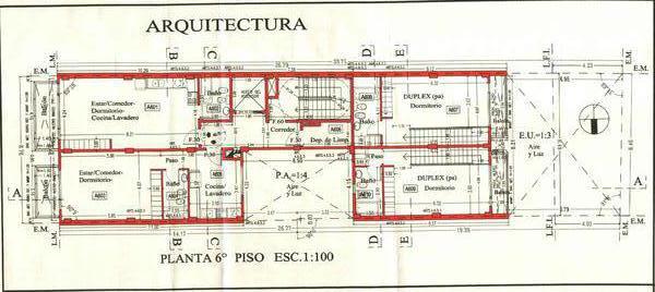 Foto Edificio en Villa Luro Emprendimiento Manzoni 45  número 13