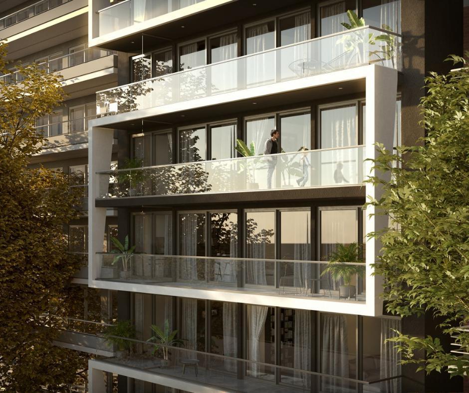 Foto Edificio en Palermo Soho             ORO 2100           número 4