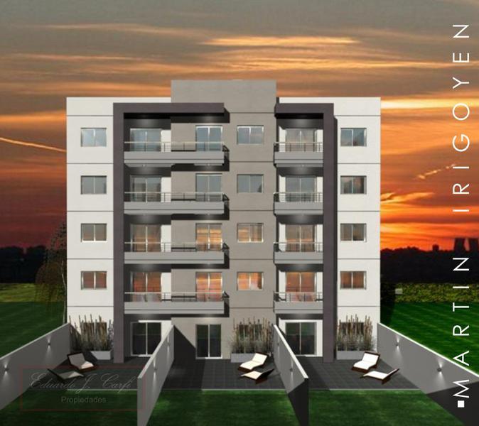 Foto Edificio en Castelar Sur M. Irigoyen 658 numero 5