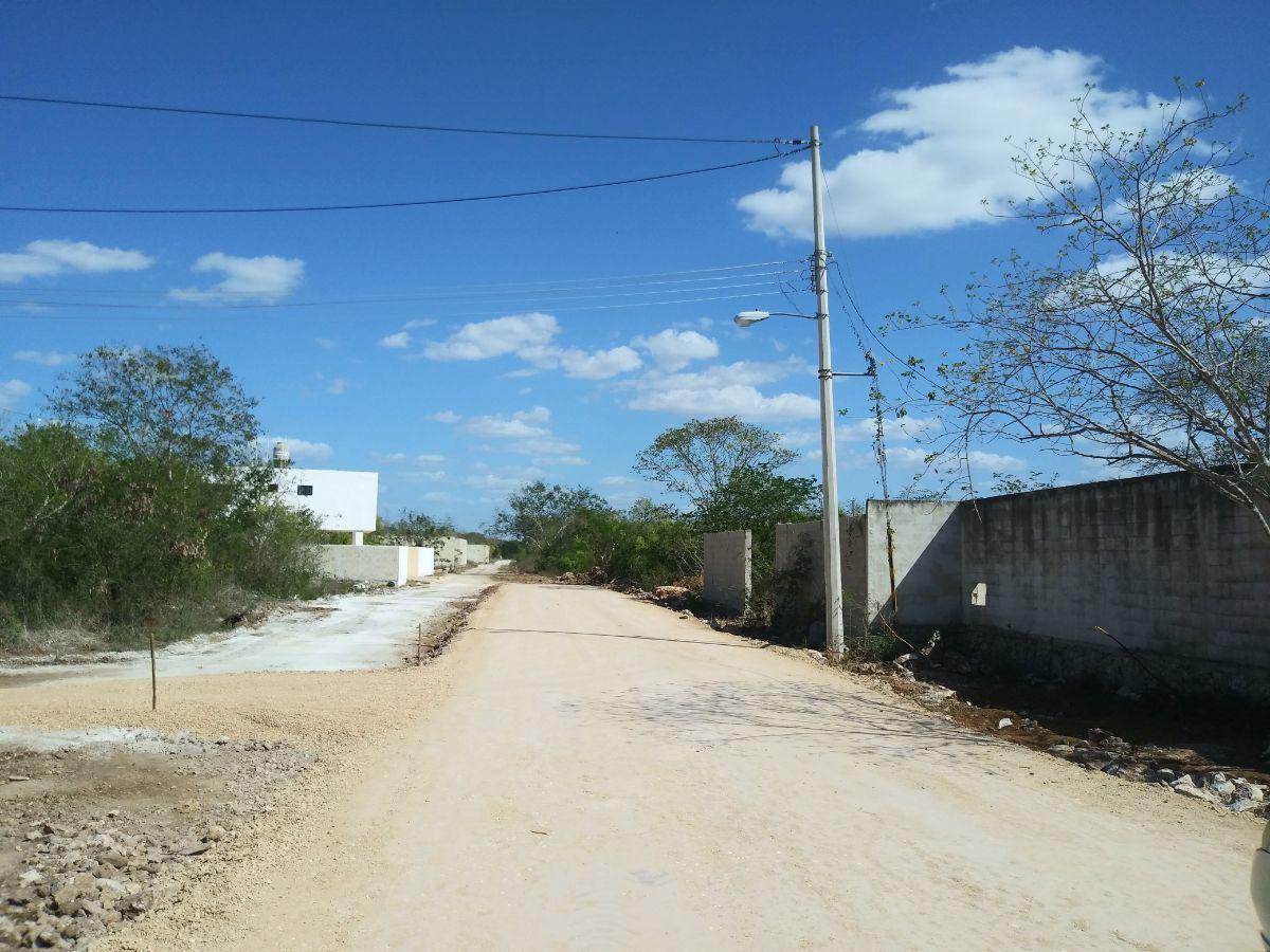 Foto Barrio Abierto en Pueblo Dzitya terrenos con servicios en dzitya,  al norte de mérida, con financiamiento  número 7