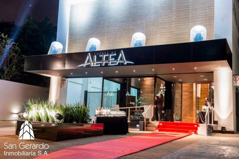 Foto Edificio en Luis A. de Herrera Avda. Sta. Teresa casi Denis Roa número 2