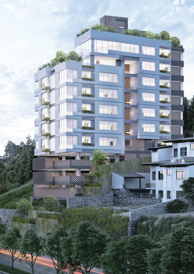 Foto Edificio en Norte de Quito •Av. Eloy Alfaro y Reinaldo Espinosa, Monteserrin número 2