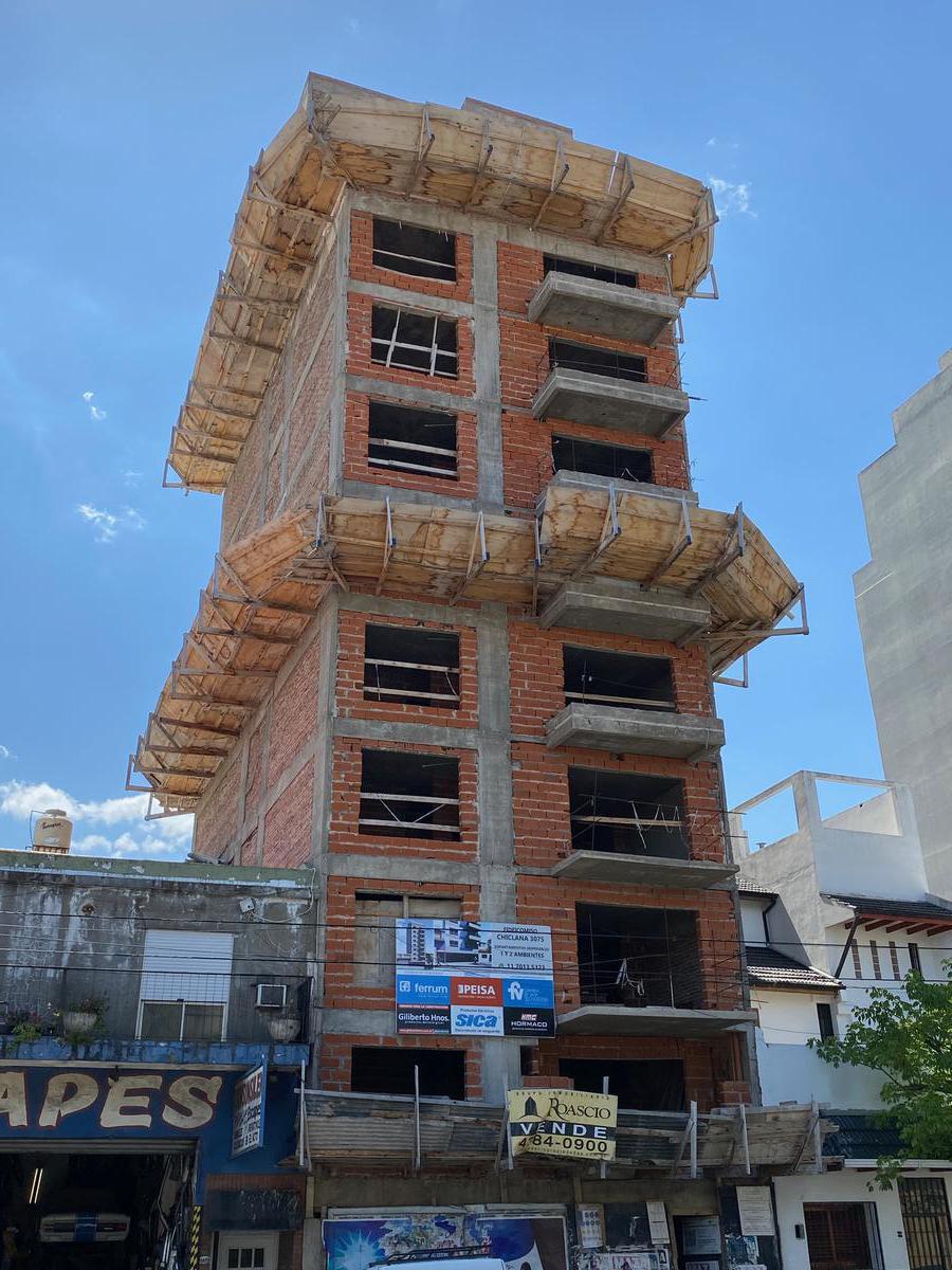 Foto Edificio en Parque Patricios Av. Chiclana 3075 número 5