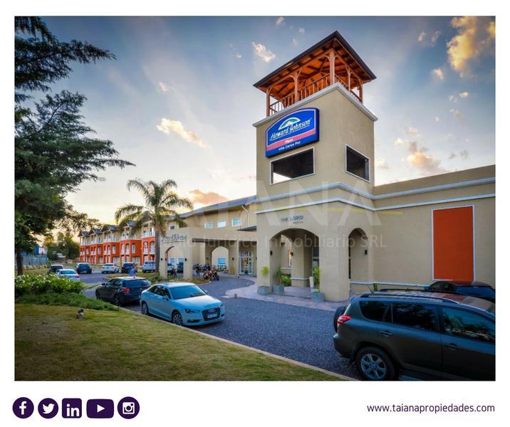 Foto Hotel en Nautico Costa Azul Howard Johnson Villa Carlos Paz  número 4