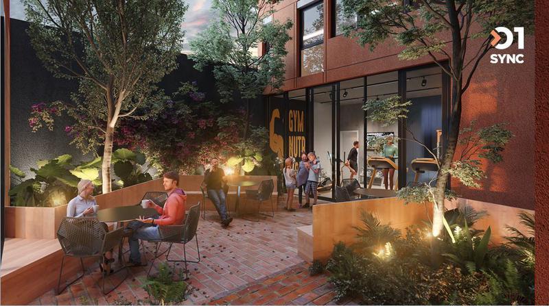 Foto Edificio en Centro (Montevideo) Apartamentos  de 1  y 2 dormitorios, Lanzamiento número 3