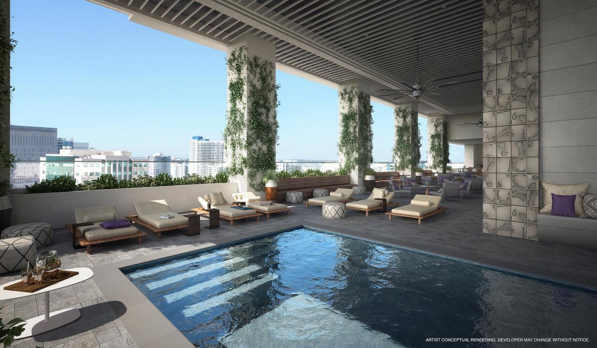 Foto Edificio en Miami-dade NE 2 nd ave, downtown miami  número 11
