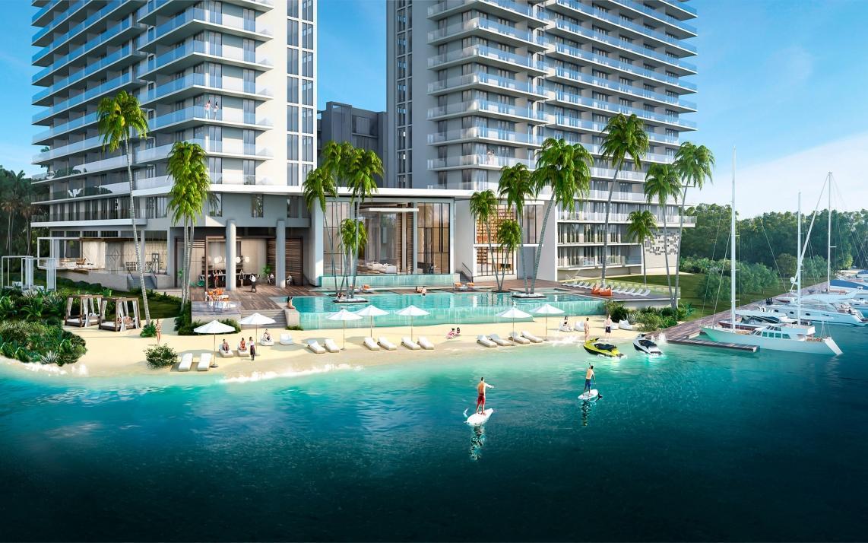 Foto Edificio en Aventura Biscayne Boulevard 16385 - Miami número 3