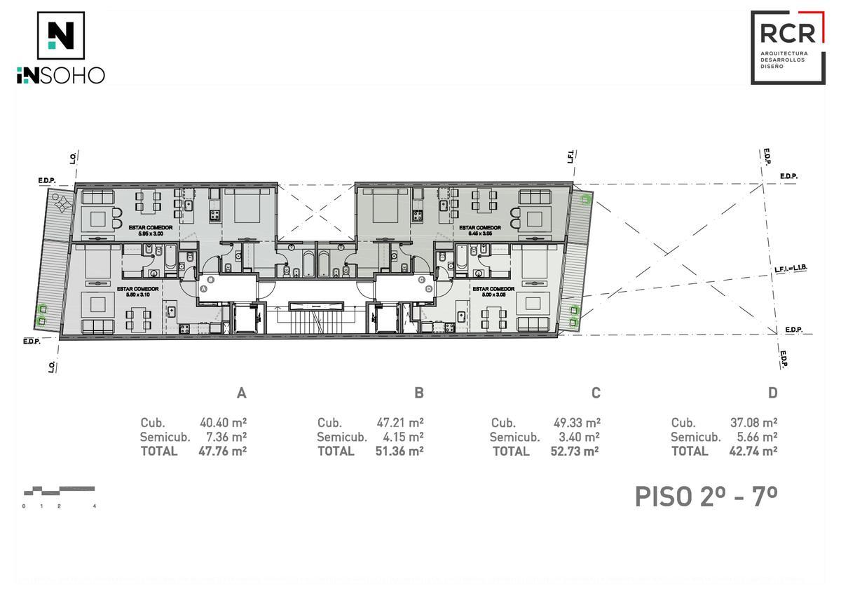 Foto Edificio en Palermo Soho SCALABRINI ORTIZ y EL SALVADOR - INSOHO  número 14