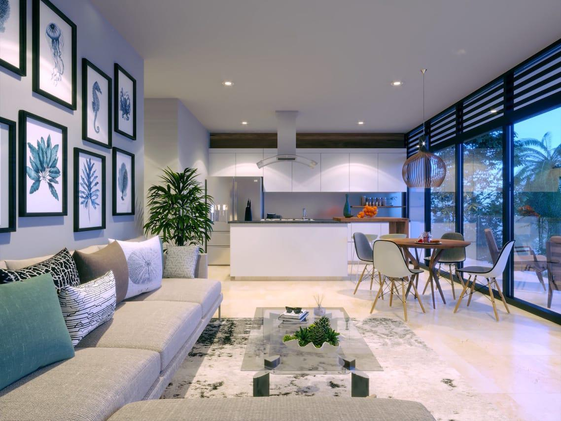 Foto Condominio en Akumal Luxury Condominio Kaan-Ha Akumal número 14