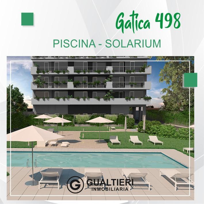 Foto Edificio en Cumelén                          Gatica 498          - CONDICIONES UNICAS número 4