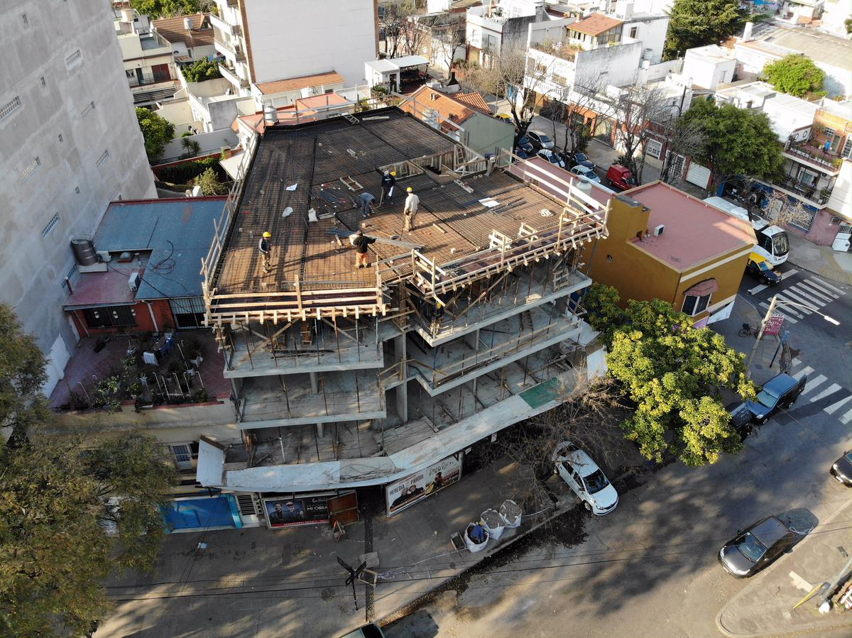 Foto Edificio en Saavedra Balbin 4198 numero 4