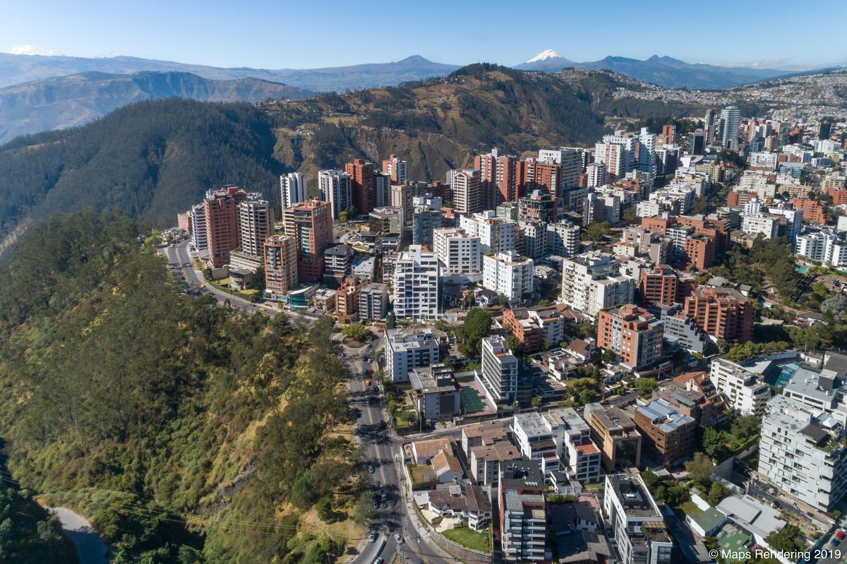 Foto Edificio en González Suárez González Suarez y Barreto número 14