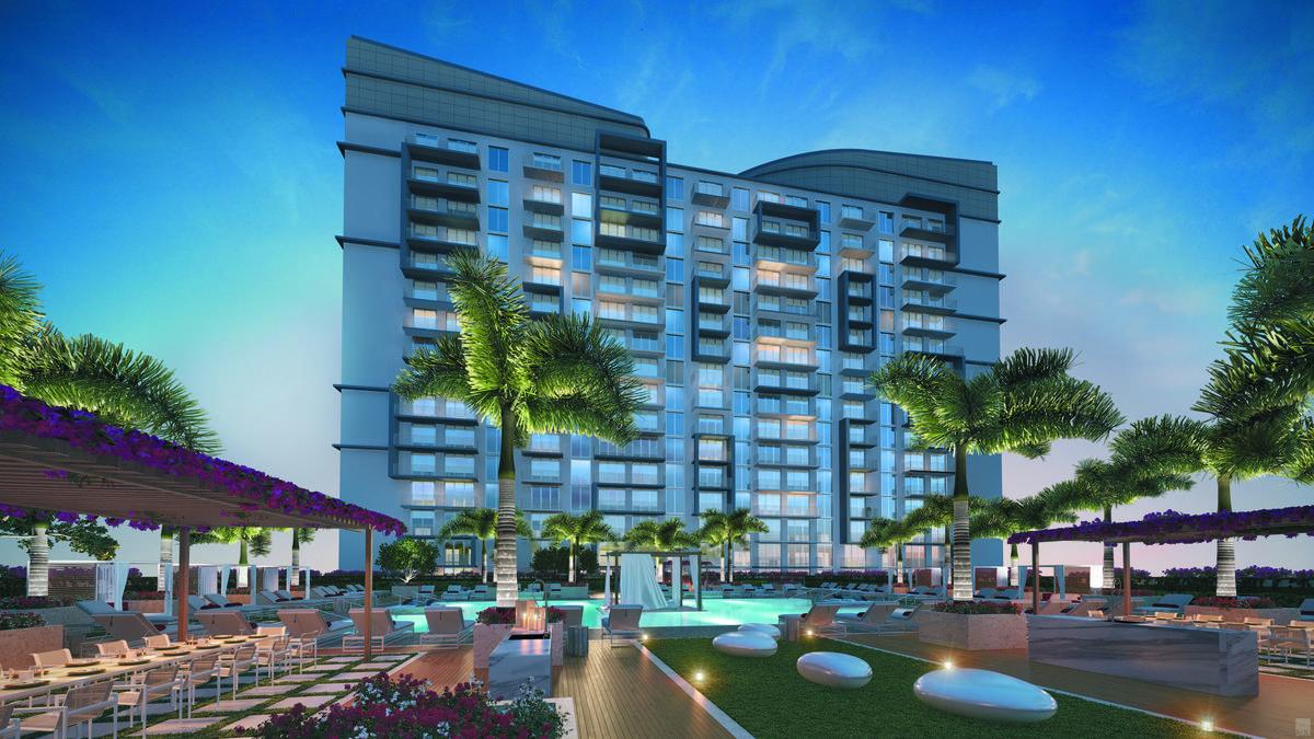 Foto  en Doral Residencias en Downtown Doral, Miami