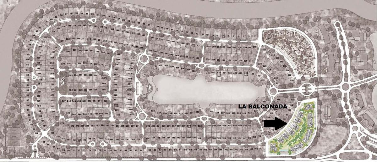 Foto Condominio en La Balconada Nordelta Emprendimiento con Financiacion en  La Balconada! número 1