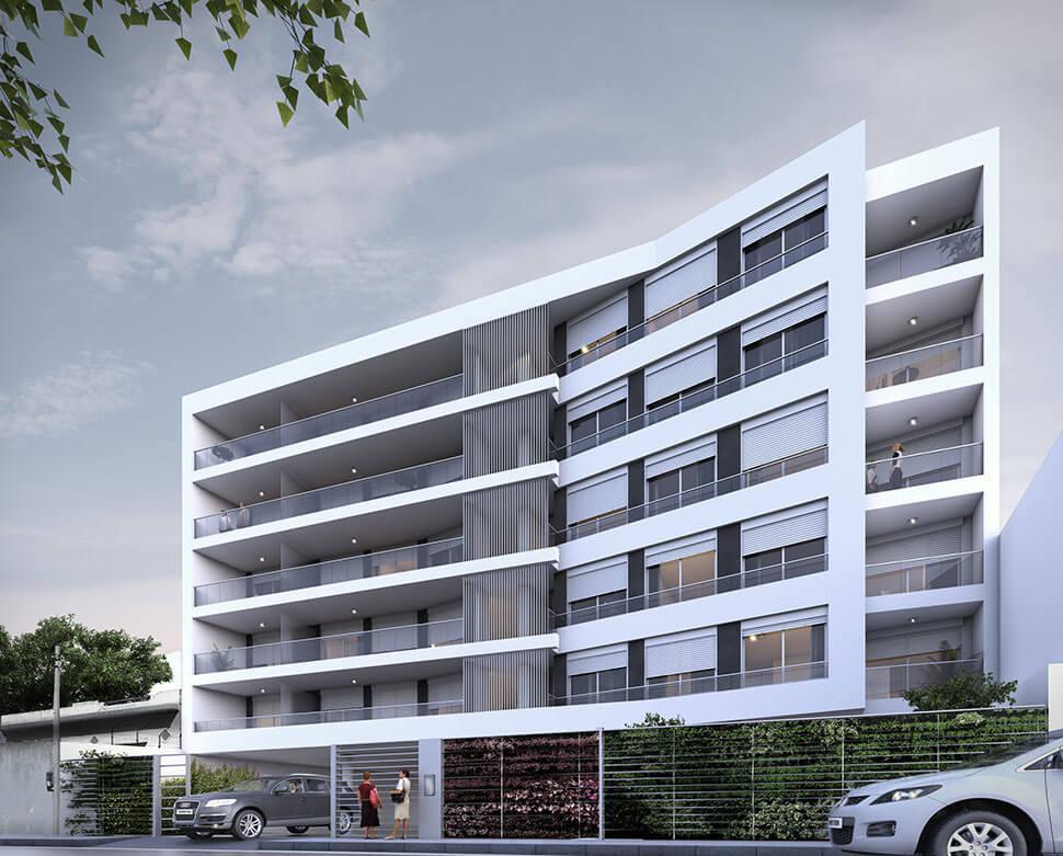 Foto Edificio en La Blanqueada Av. Gral. Garibaldi al 2500 número 18