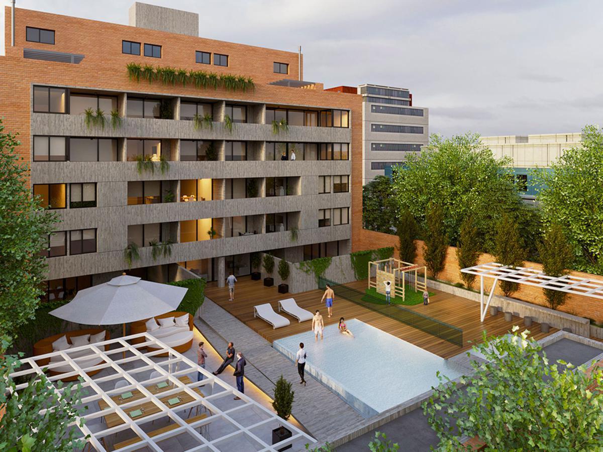 Foto Edificio en Rosario Pueyrredón al 800 número 5