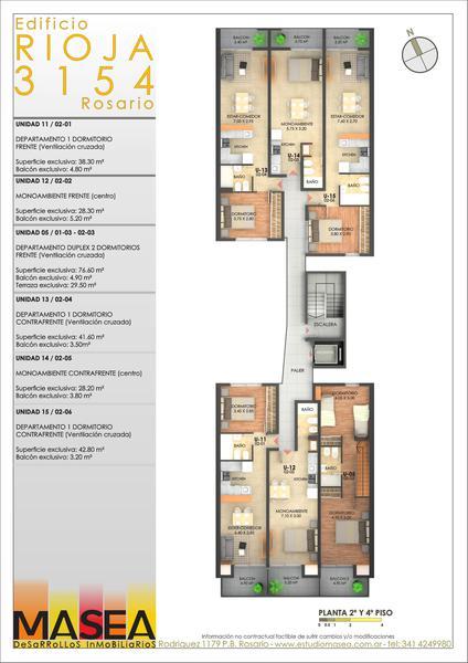 Foto Edificio en Lourdes Rioja 3154 número 10