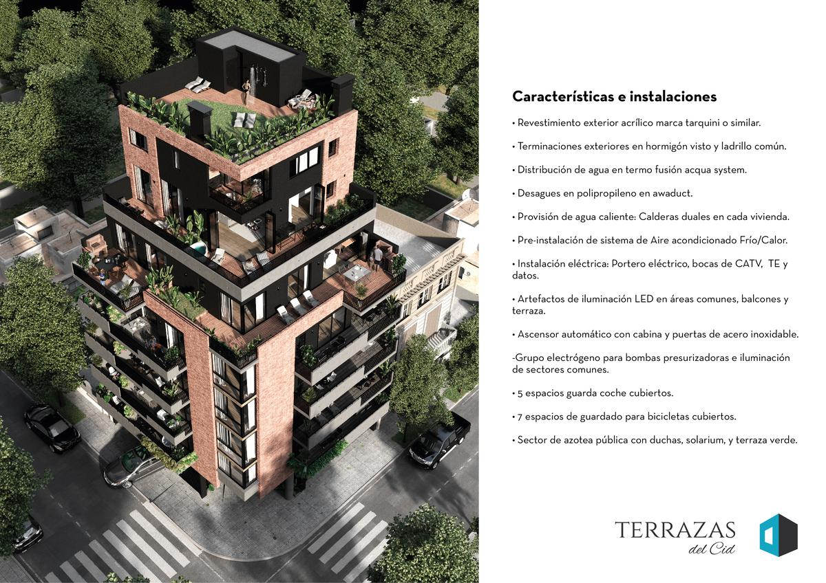 Foto Edificio en Villa Crespo GALICIA 606 número 18