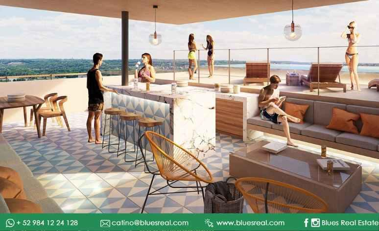 Unit picture Apartment in Sale in  Playa del Carmen,  Solidaridad  For sale new apartments in Onkoba - Code 520