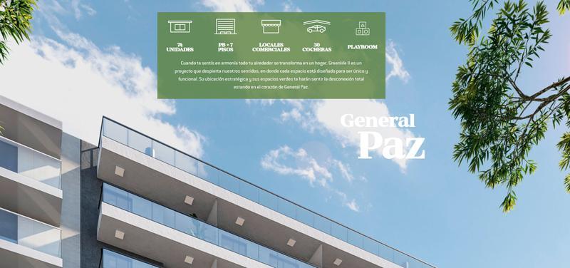Foto Edificio en General Paz 24 de Septiembre 1170- Green Life II número 6
