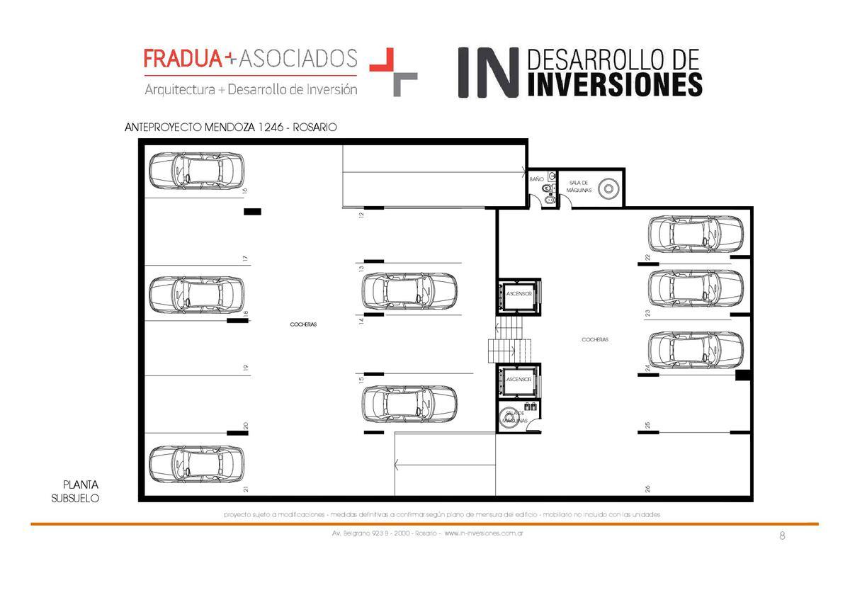 Foto Edificio en Macrocentro Mendoza 1246 número 7